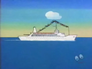 Cruise Kitty - Cruise ship