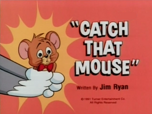 Catch That Mouse title
