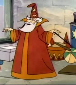 Sapstone the Sorcerer