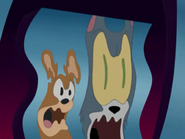 Spook House Mouse - Monster Tom and Jerry Face 4