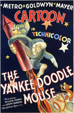 Yankee Doodle Mouse Poster 1