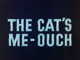 The Cat's Me-Ouch Title Screen