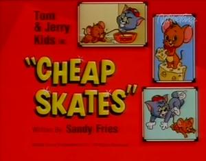 Cheap Skates title