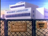It's No Picnic - Insect Research Laboratory