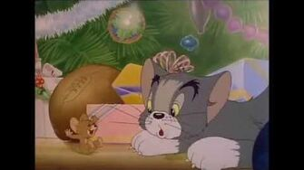 Tom and Jerry, 3 Episode - The Night Before Christmas (1941)