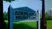 Kitty Hawk Kitty - Airplane Museum sign