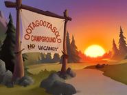 Sasquashed - Ootagootasolo Campground