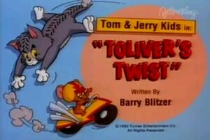 Toliver's Twist title