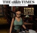 Tomb Raider: The Times Exclusive Bonus Level