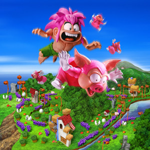 File:Tomba! Concept art.png