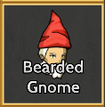 Bearded Gnome Icon