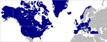 Location NATO