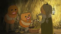 Pumpkin Corn
