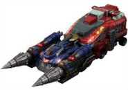 RForce-Drill Striker