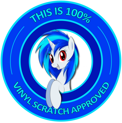 File:100% Vinyl Scratch approved!.png