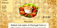List of Main Foods in Tomodachi Life