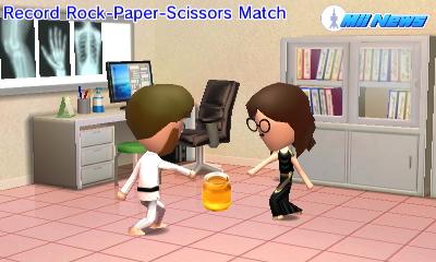 MiiNews RockPaperScissors