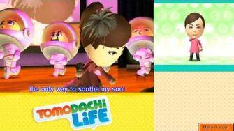 Tomodachi Life Techno Song - Single Singer