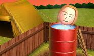 Outdoor bath JP
