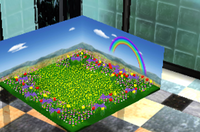 Room Flower meadow