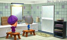 Mii house3 bathroom