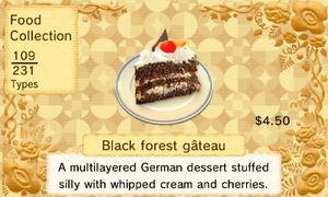 Blackforestgateau