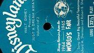EVIDENCE Hidden PLUS ULTRA Society Audio on Disney 1964 World's Fair Vinyl Record LP