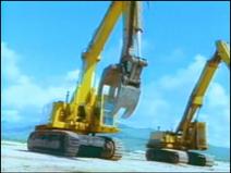 Tonka Tales - Mighty Crane