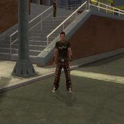 Character Joe Skater