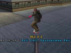 Roll call!Opunsezmee Rail