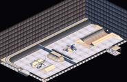 Hangar map GBA