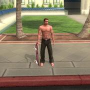 Character Skateclub Leader