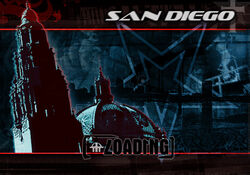 Loading Screen San Diego