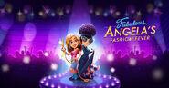 Fabulous Angela's Fashion Fever Poster