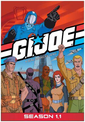G.I. Joe DVD