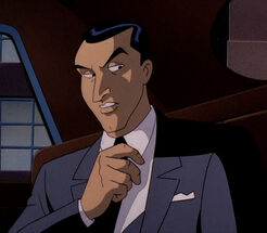 Arthur Reeves (Mask of the Phantasm)