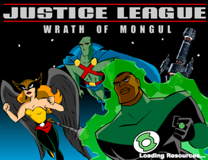 Wrath of Mongul