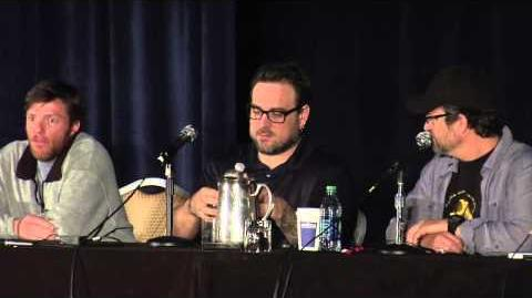 The Official Toonami Panel Video - MomoCon 2013