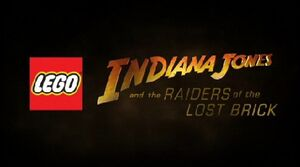 Indiana Jones Lost Brick