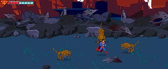 Gauntlet of Doom 4 - Robots - Gameplay