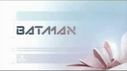 Batman (1989 Film) Toonami Intro