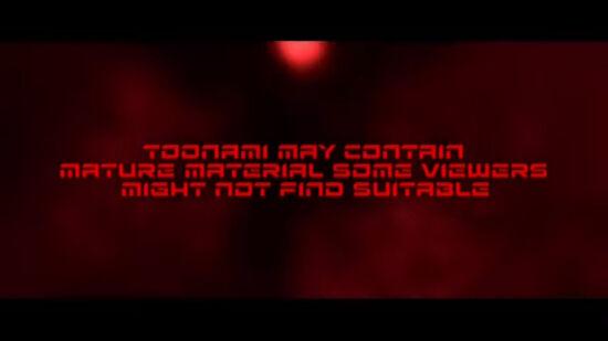 Toonami Disclaimer Intruder II 2015