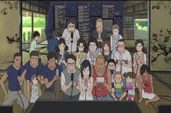 Jinnouchi Family Members (Summer Wars)