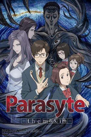 Parasyte-the maxim-
