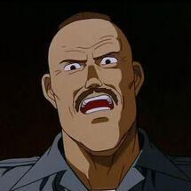 Colonel Shikishima