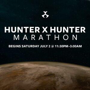HunterxHunter Marathon
