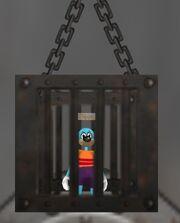 Caged FlippyINVP