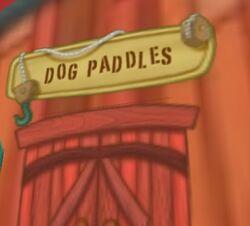 Dog Paddles