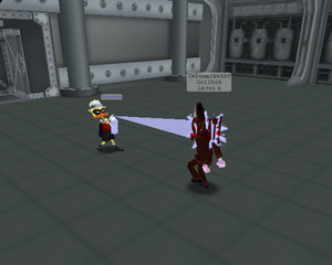 Cog building battles