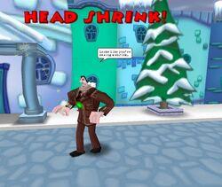 HeadShrink HeadHunter